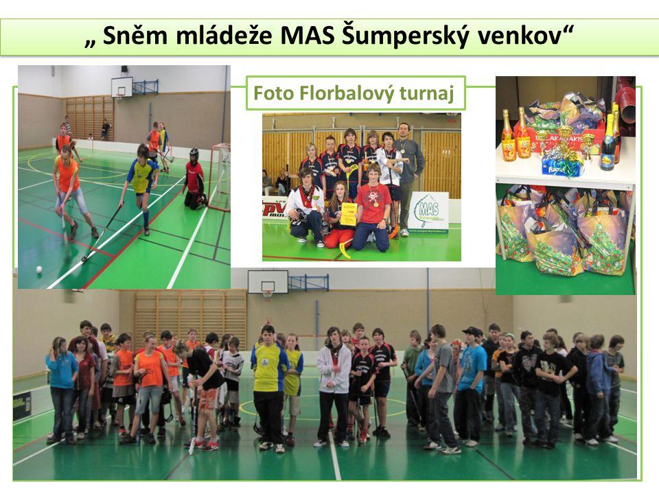 """"""" Sněm mládeže MAS Šumperský venkov"""