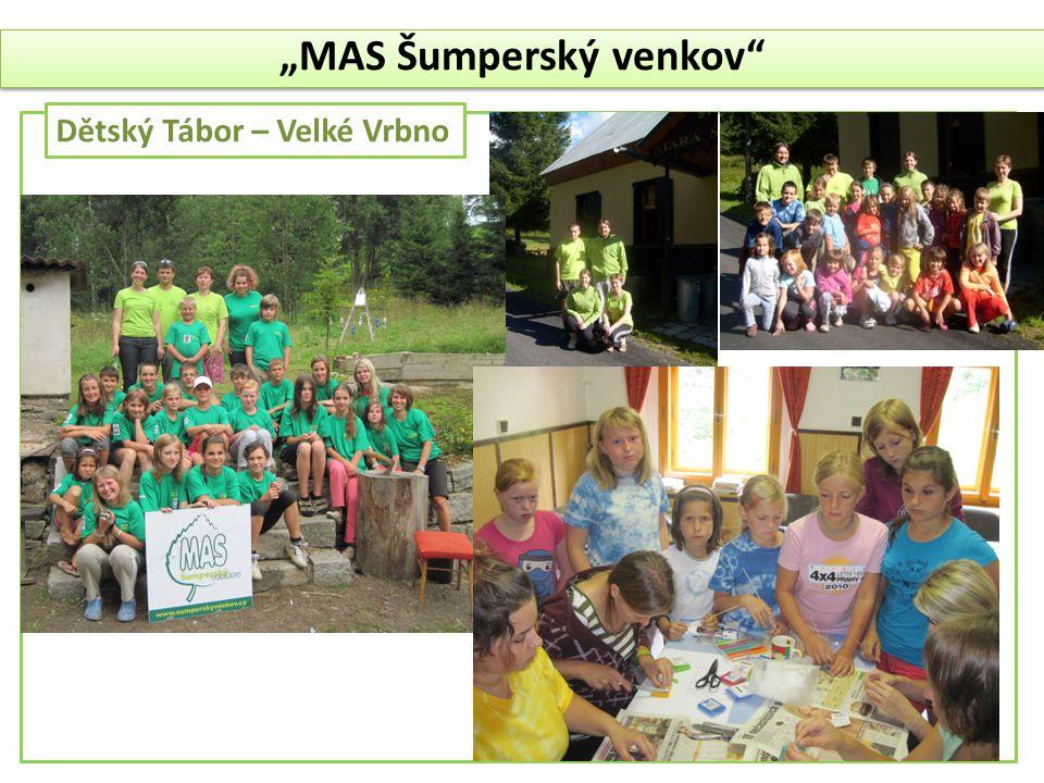 """""""MAS Šumperský venkov"""