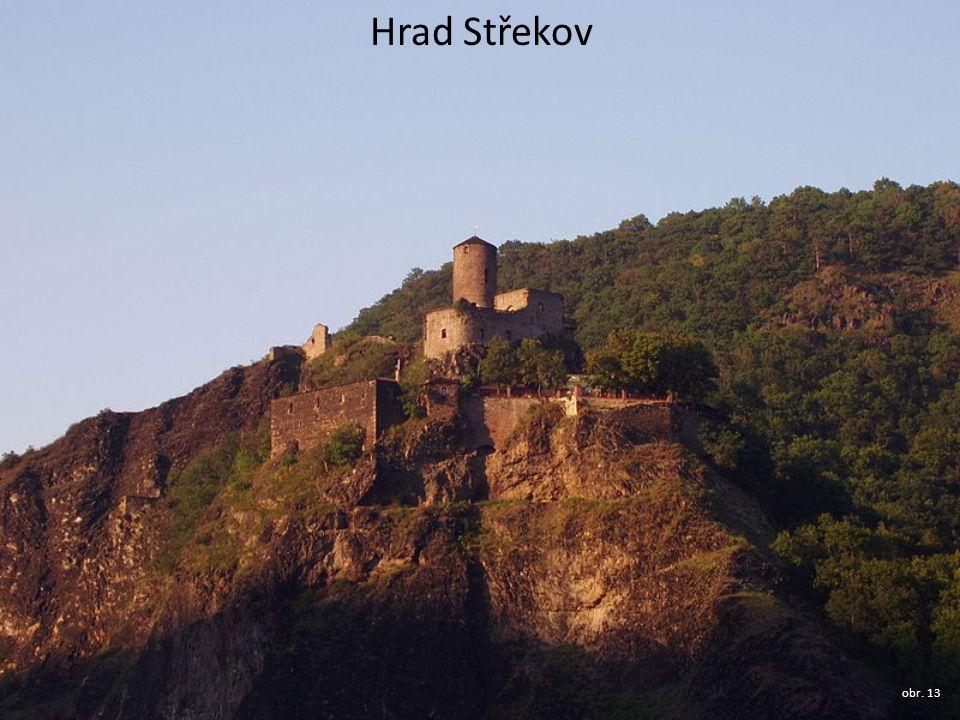 Hrad Střekov obr. 13