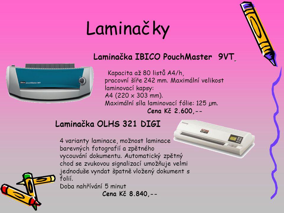 Laminačka IBICO PouchMaster 9VT