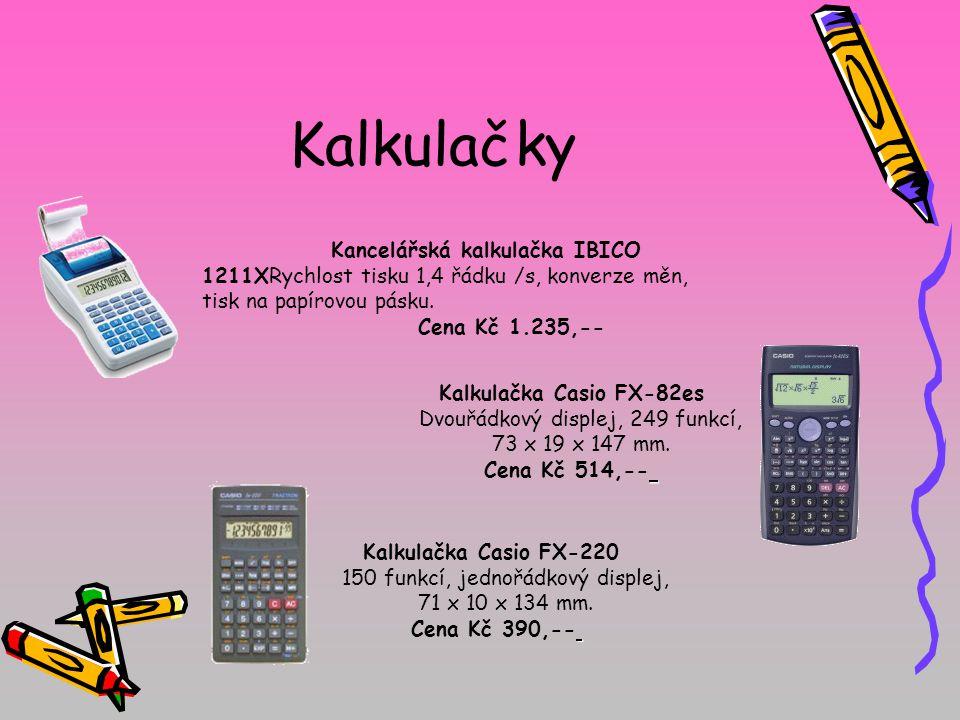 Kalkulačka Casio FX-82es