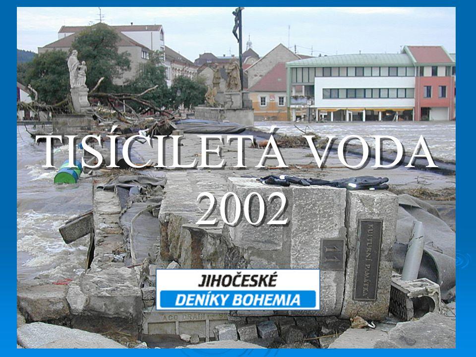 TISÍCILETÁ VODA 2002