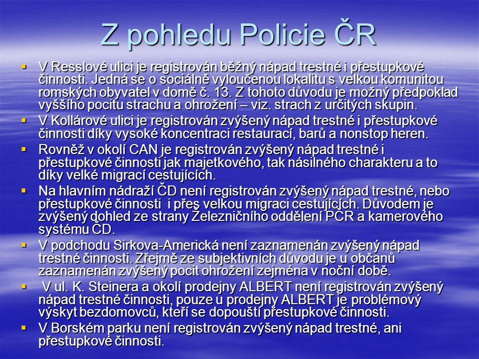 Z pohledu Policie ČR