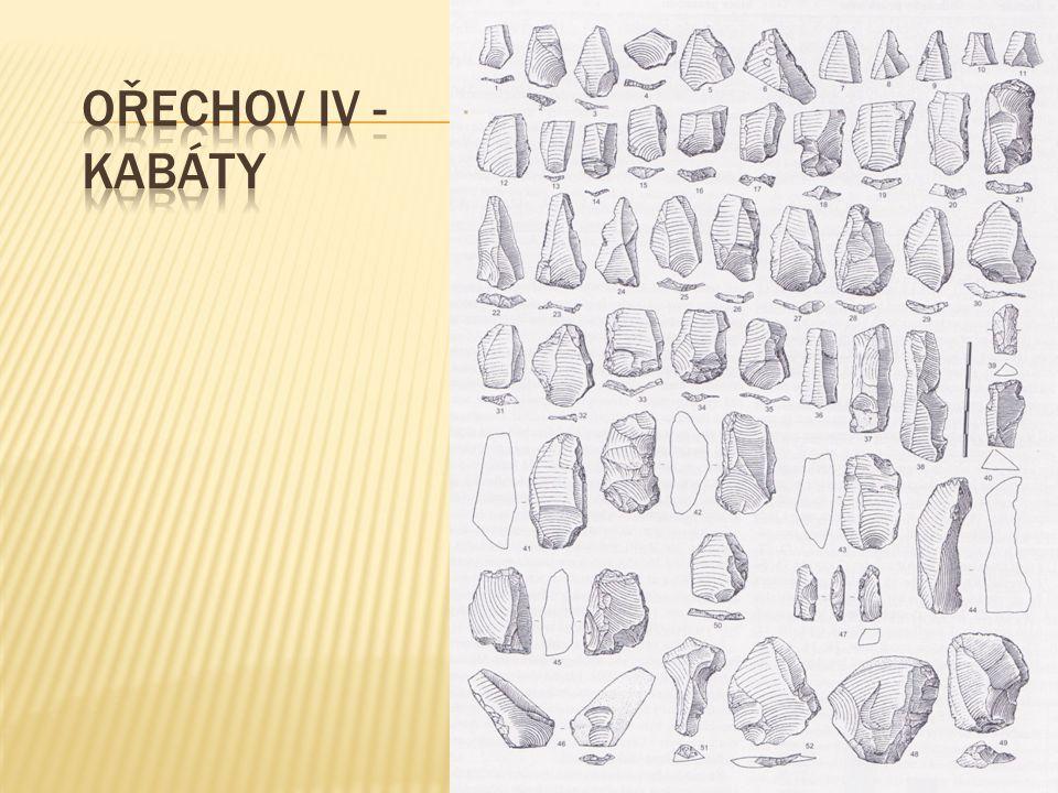 Ořechov IV - Kabáty