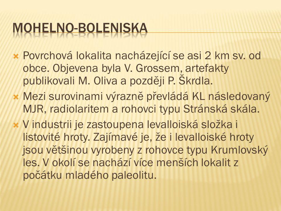 Mohelno-Boleniska