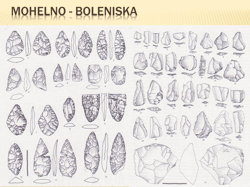 Mohelno - Boleniska