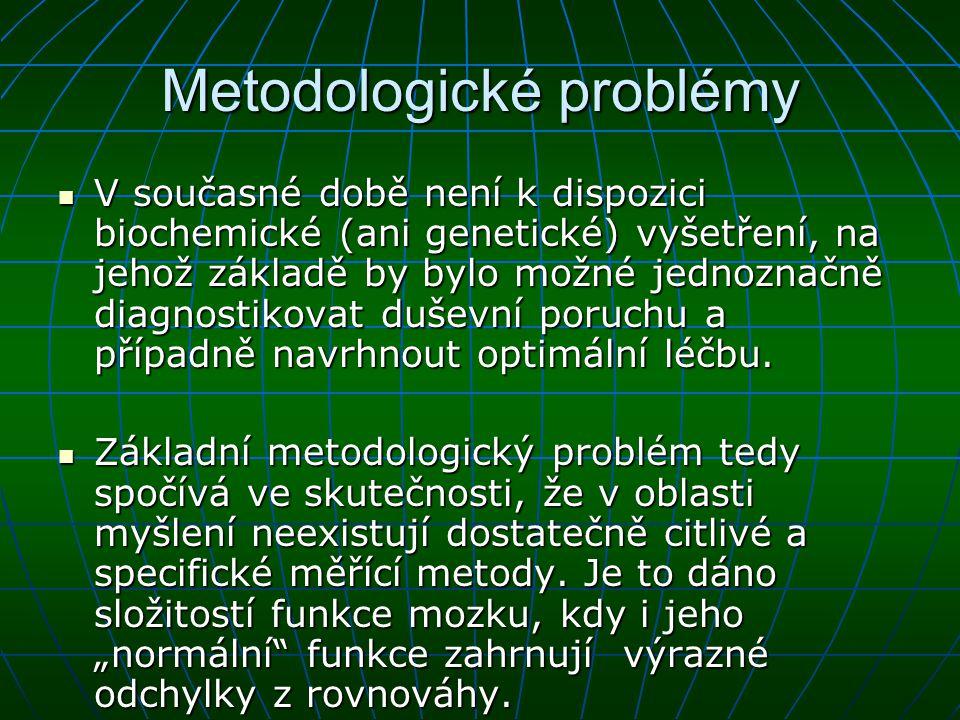 Metodologické problémy