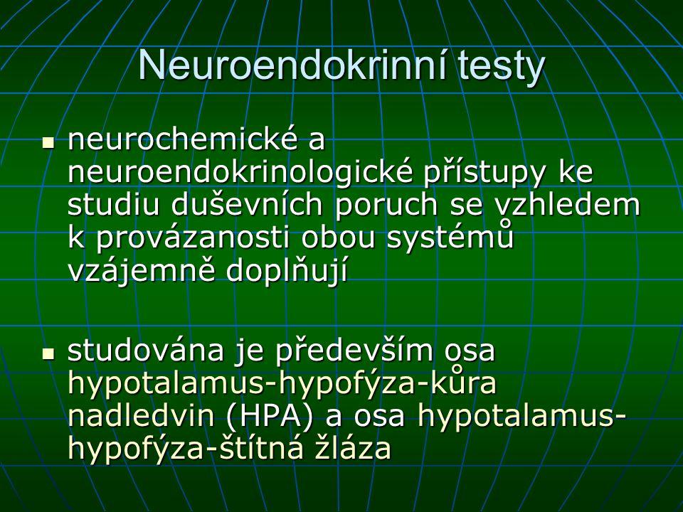 Neuroendokrinní testy
