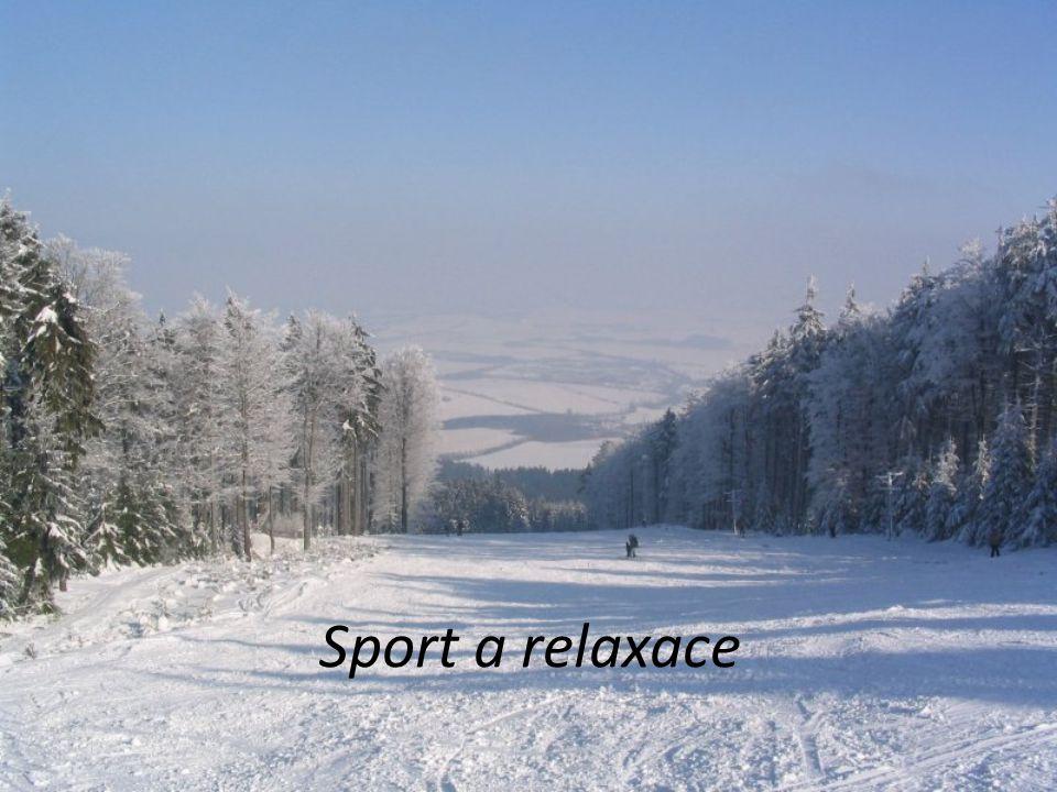 Sport a relaxace
