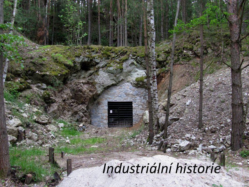 Industriální historie