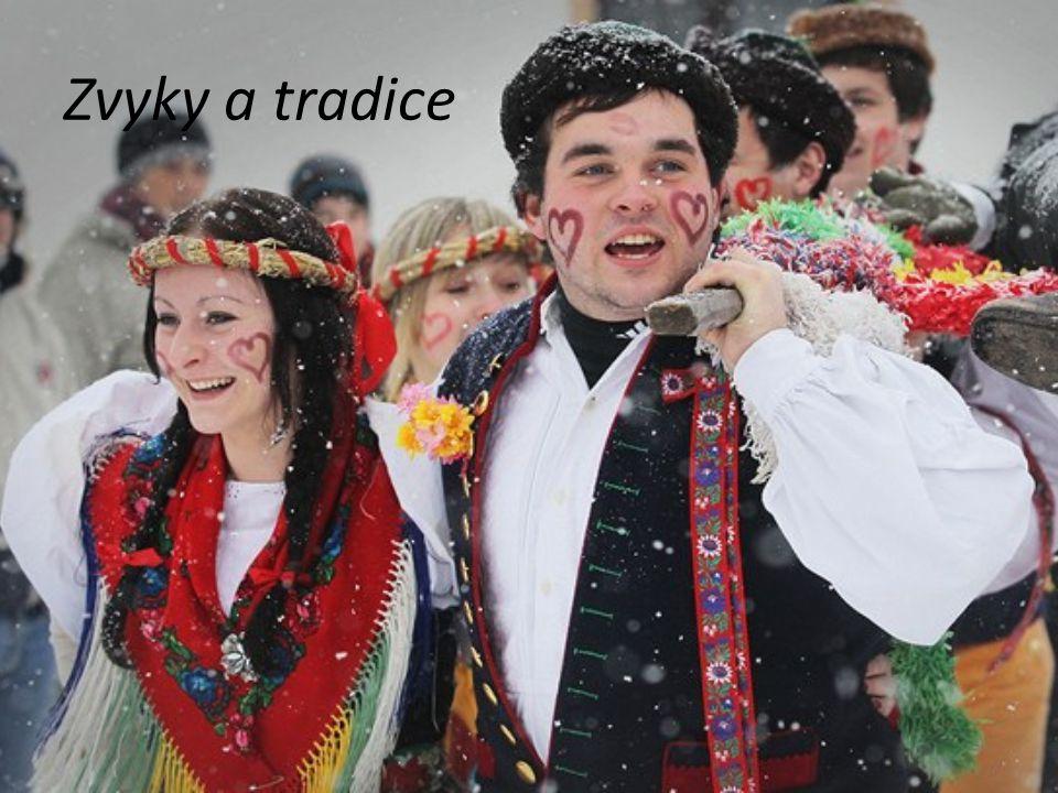 Zvyky a tradice