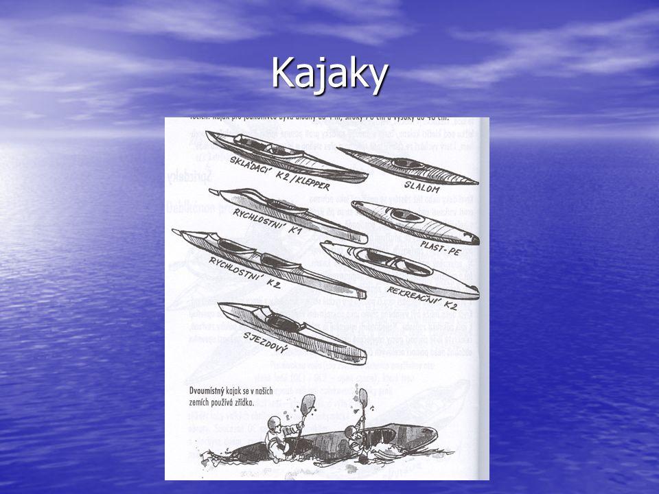 Kajaky
