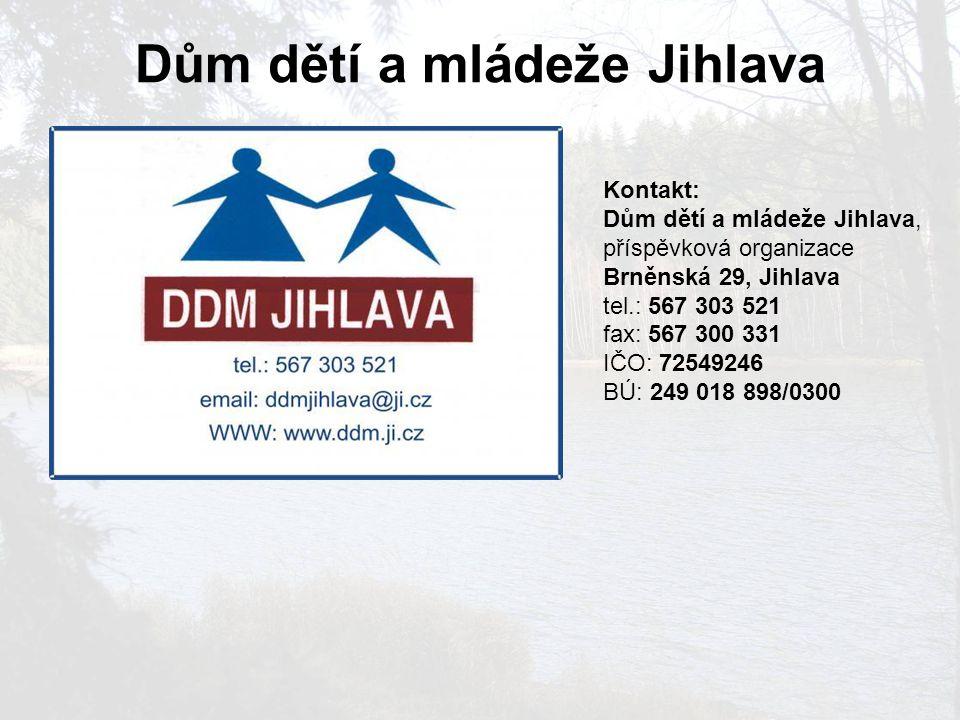 Dům dětí a mládeže Jihlava