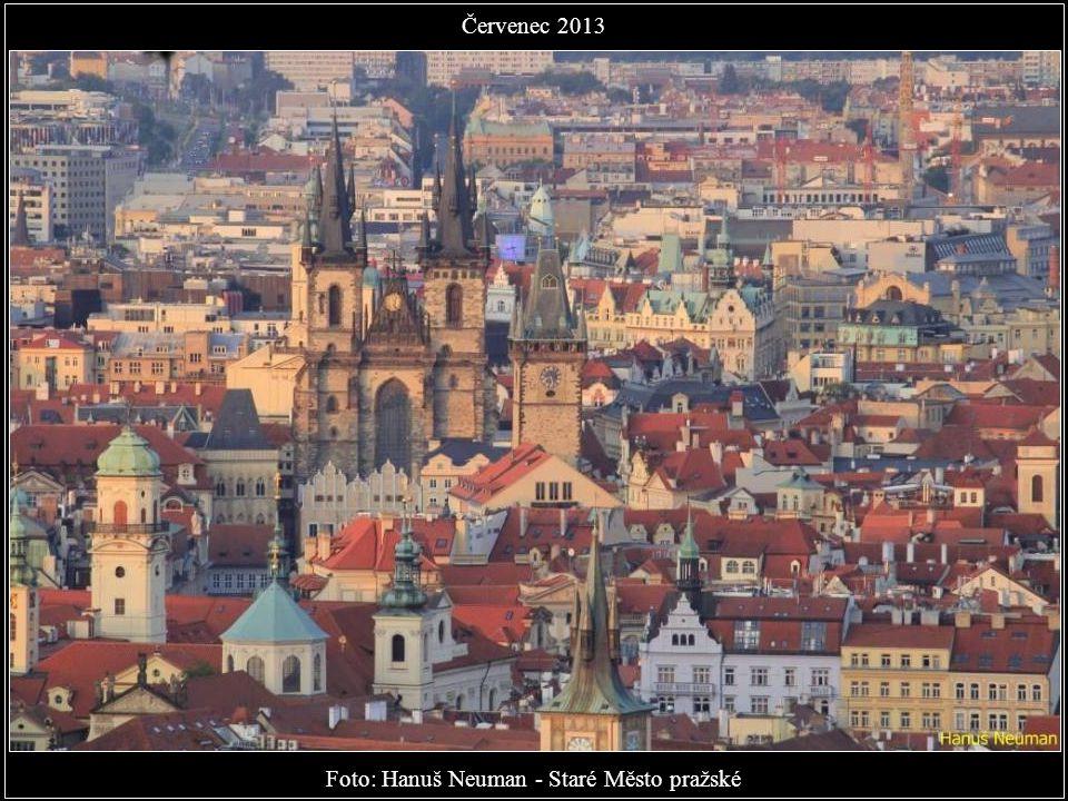 Foto: Hanuš Neuman - Staré Město pražské