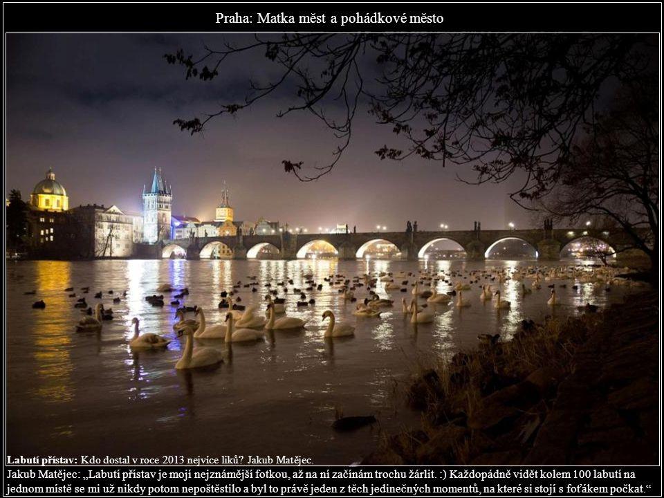 Praha: Matka měst a pohádkové město