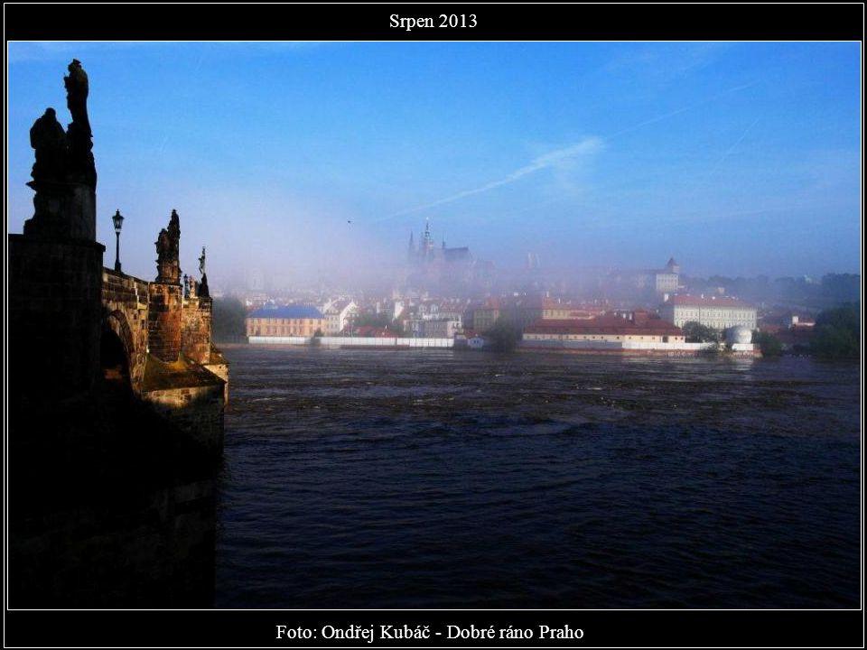 Foto: Ondřej Kubáč - Dobré ráno Praho