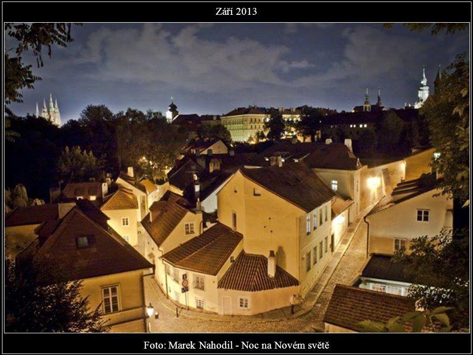 Foto: Marek Nahodil - Noc na Novém světě