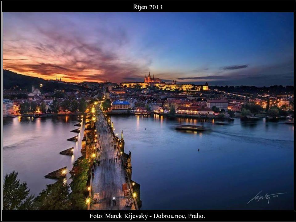 Foto: Marek Kijevský - Dobrou noc, Praho.