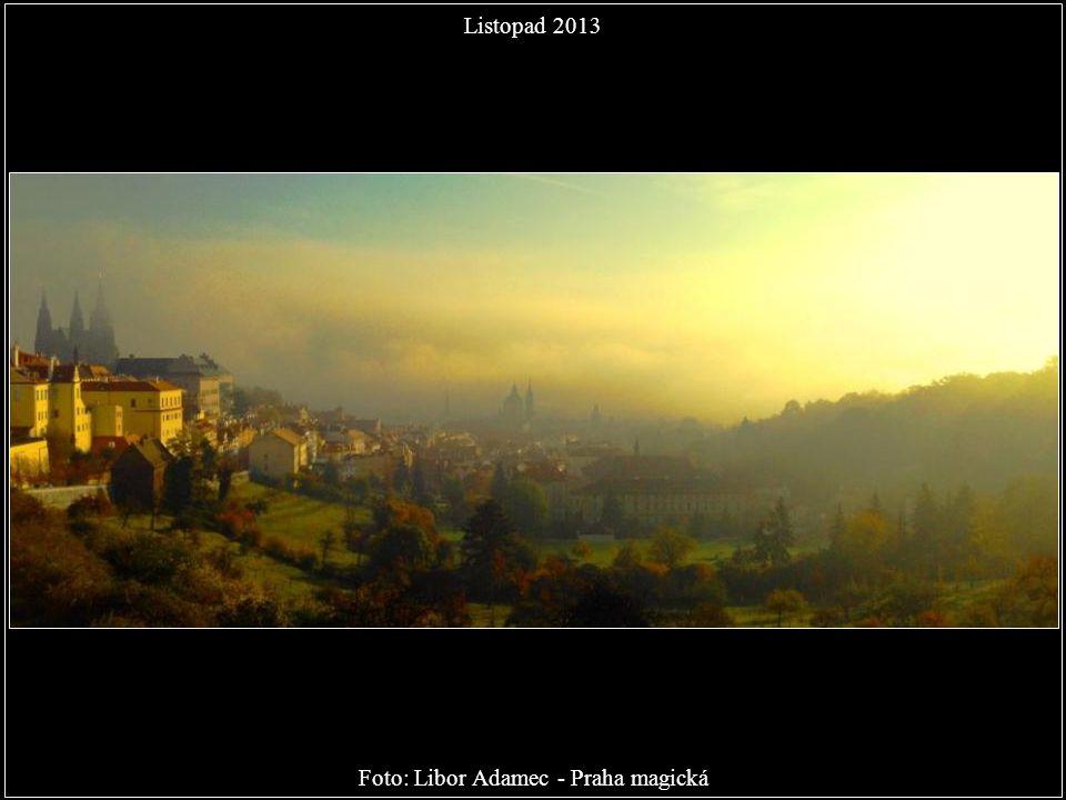 Foto: Libor Adamec - Praha magická