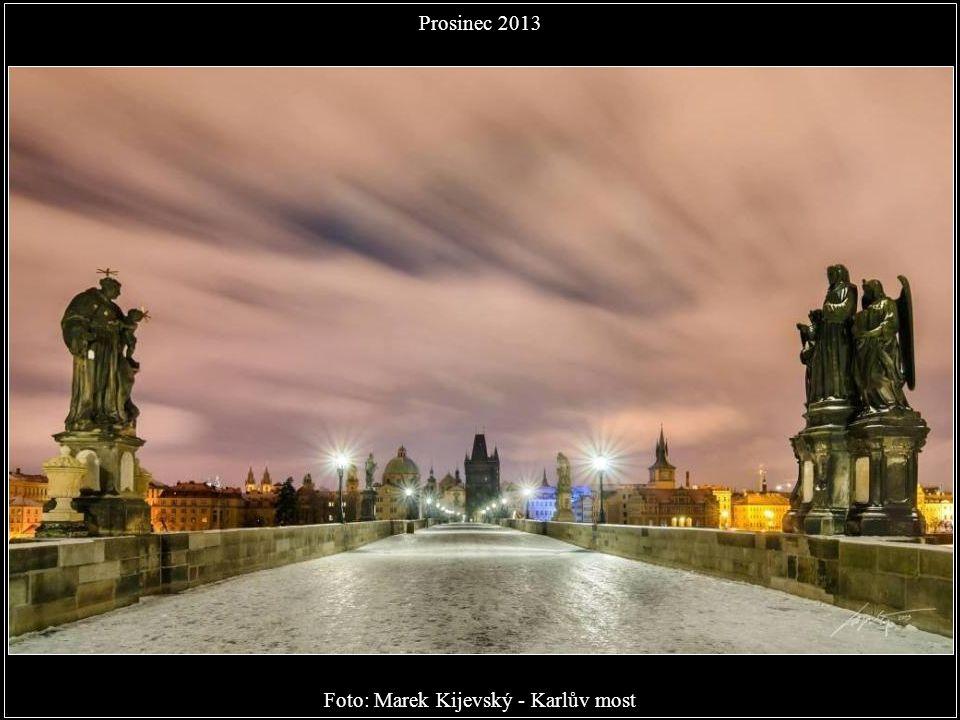 Foto: Marek Kijevský - Karlův most