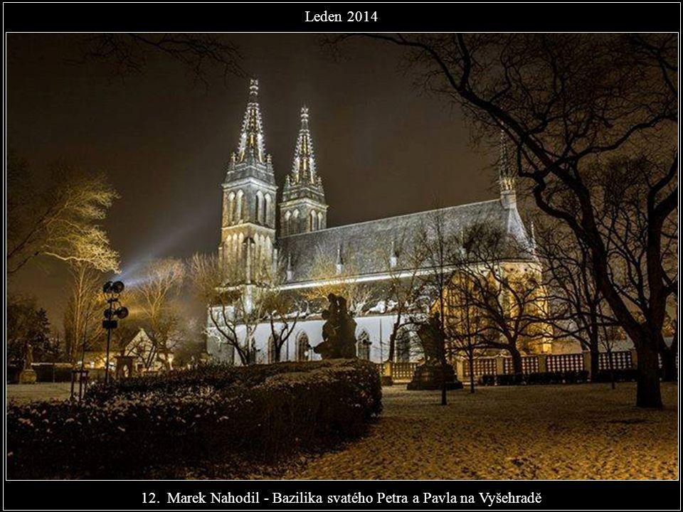 12. Marek Nahodil - Bazilika svatého Petra a Pavla na Vyšehradě