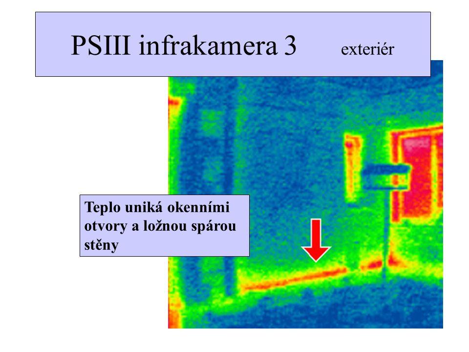 PSIII infrakamera 3 exteriér
