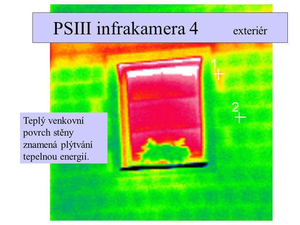 PSIII infrakamera 4 exteriér