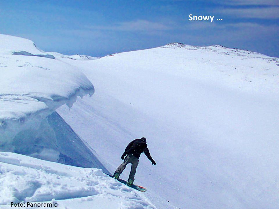 Snowy … Foto: Panoramio