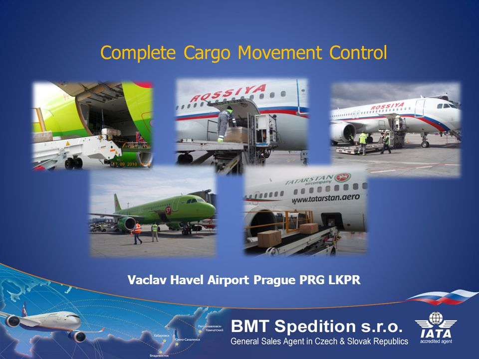 Complete Cargo Movement Control