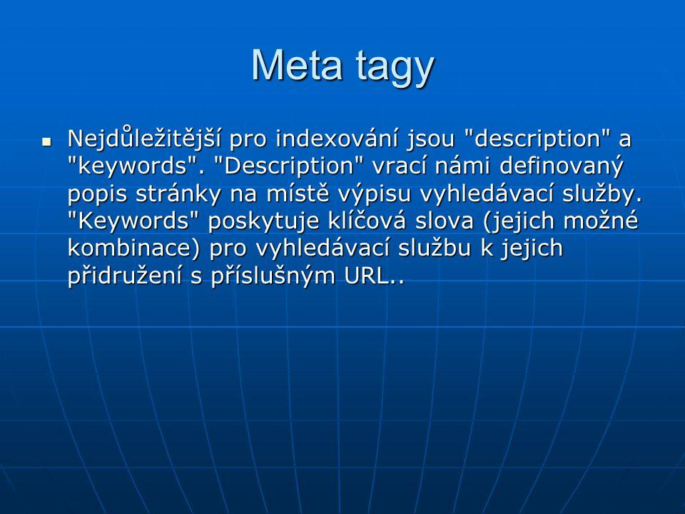 Meta tagy