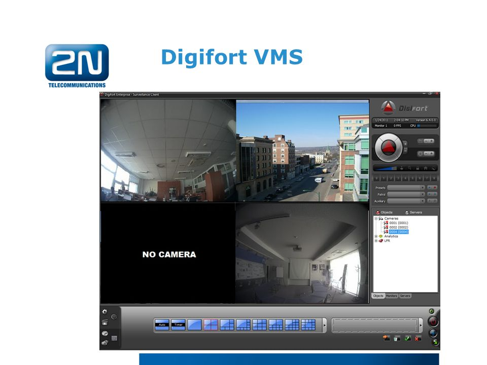 Digifort VMS