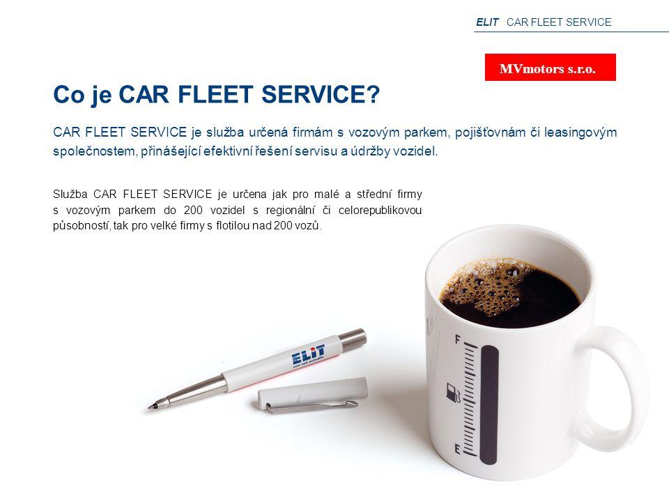 Co je CAR FLEET SERVICE MVmotors s.r.o.