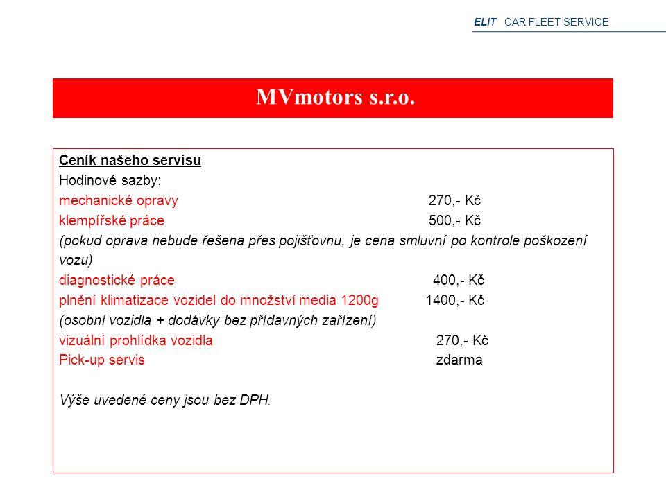 MVmotors s.r.o.
