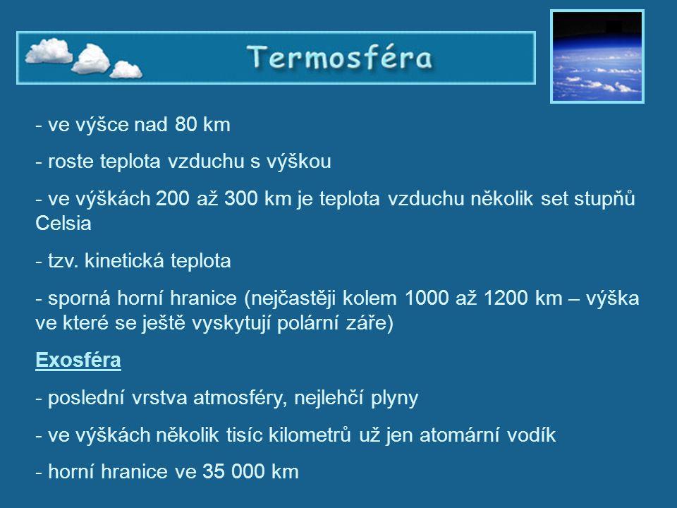 roste teplota vzduchu s výškou