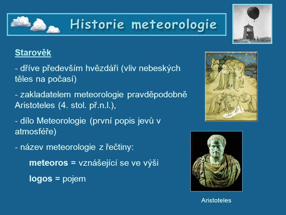 Historie meteorologie 1