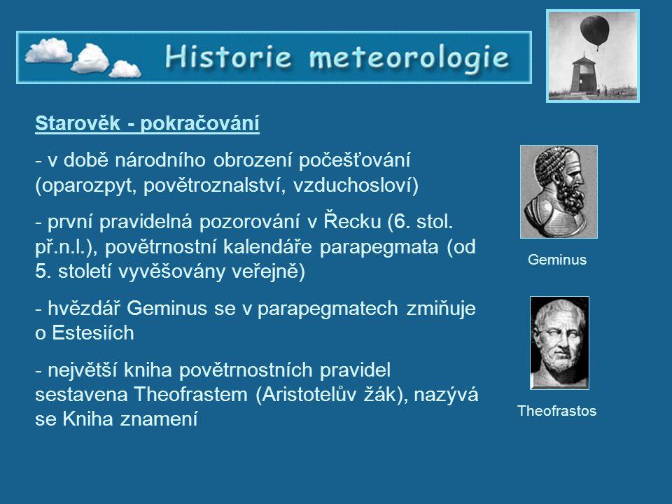 Historie meteorologie 2