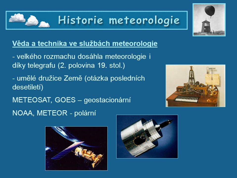 Historie meteorologie 5
