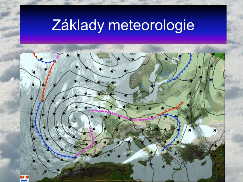 Základy meteorologie