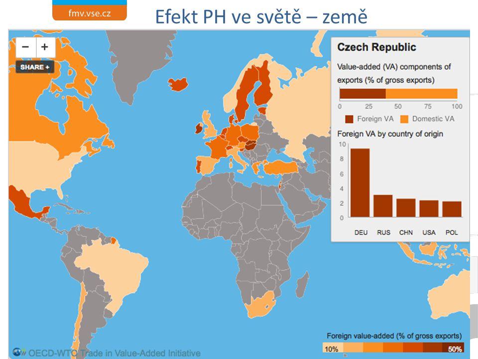 Proč došlo k prudkému propadu současně ve více zemích světa