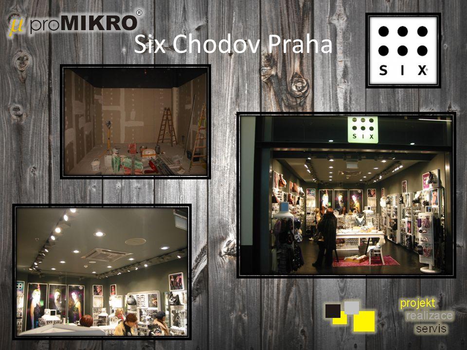 Six Chodov Praha