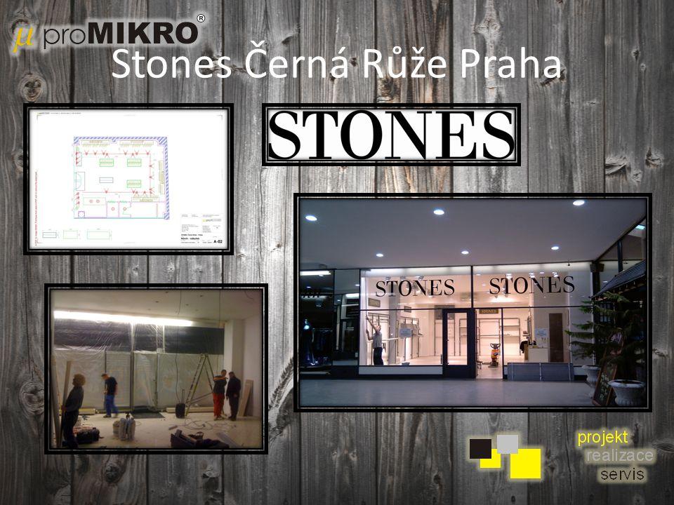 Stones Černá Růže Praha