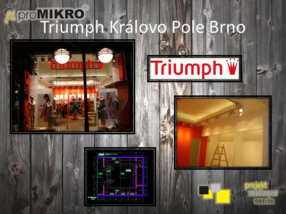 Triumph Královo Pole Brno