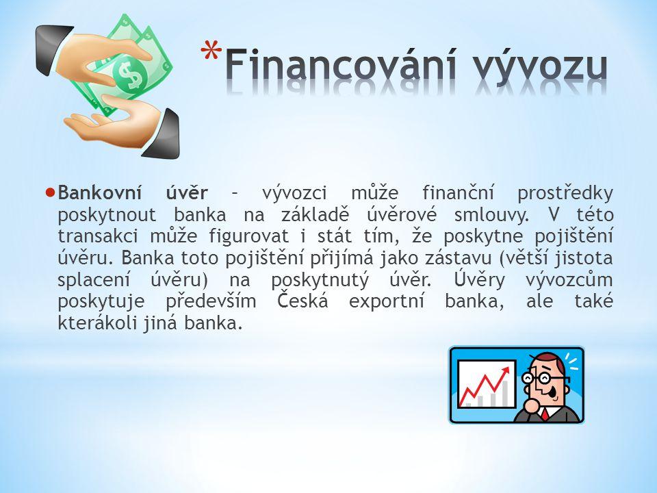 Financování vývozu