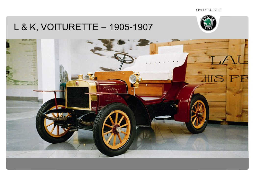 L & K, VOITURETTE – 1905-1907