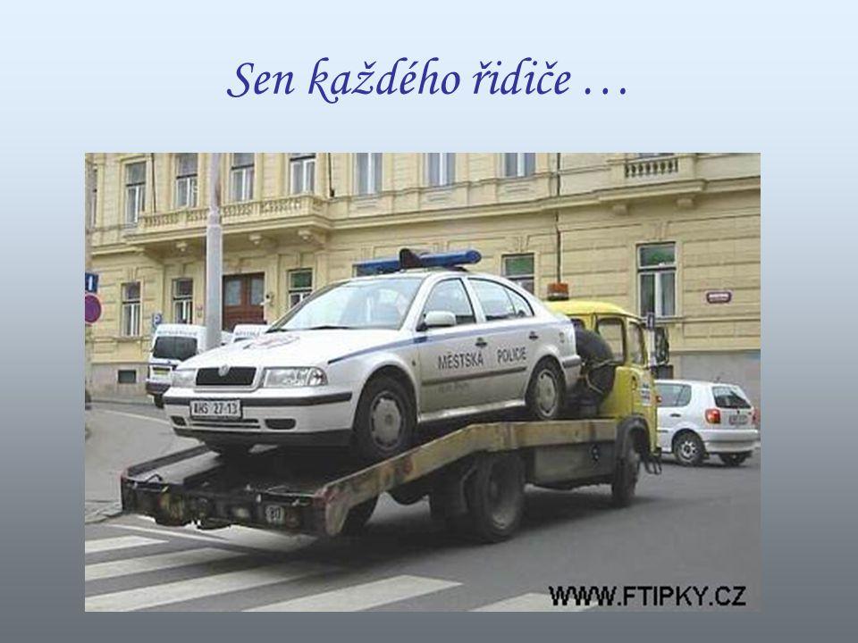 Sen každého řidiče …
