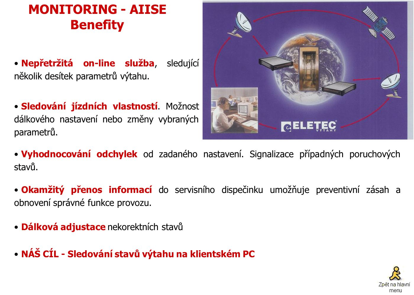MONITORING - AIISE Benefity