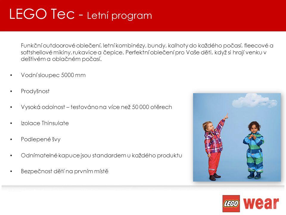 LEGO Tec - Letní program