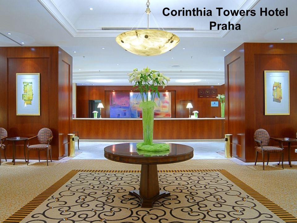 Corinthia Towers Hotel Praha