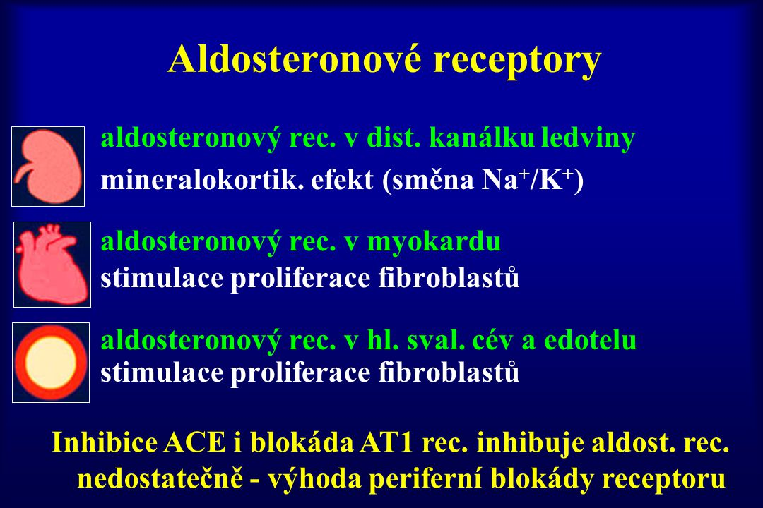 Aldosteronové receptory