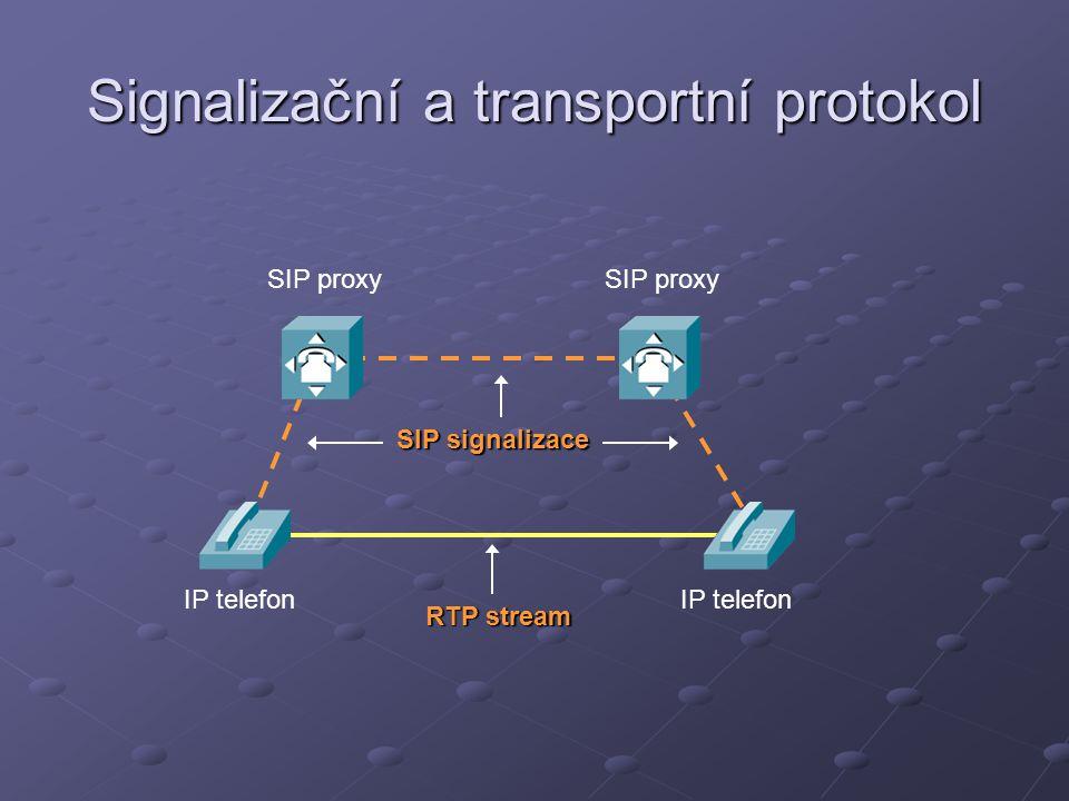 Signalizační a transportní protokol